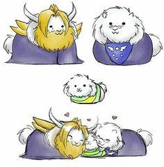 fluffle family