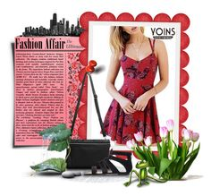 """""""Yoins 6"""" by tanja133 ❤ liked on Polyvore featuring yoins, yoinscollection and loveyoins"""