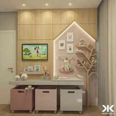 ideas for kids room design girls daughters Baby Bedroom, Baby Room Decor, Girls Bedroom, Girl Bedroom Designs, Kids Room Design, Kids Furniture, Furniture Buyers, Girl Room, Barn