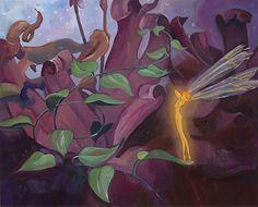 Fantasia - The Dew Drop Fairy Crew - Original - Jim Salvati - World-Wide-Art.com