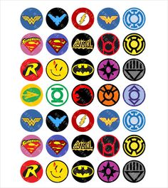 superhero logo list - Yeder berglauf-verband com
