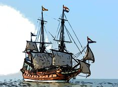 Today's tale begins in all but uncharted territory somewhere out in the Indian Ocean, at around 3am, 3rd June 1629. Aboard the Dutch East Indies new flagship – the Batavia – two men are having a furious disagreement. Launched 211 days earlier in the icy waters of Northern Europe; sailing southwards around the coast of Africa, around the Cape of Good Hope, then out towards the Spice Islands the Batavia had endured an epic voyage. Having withstood extremes of heat and cold, rough seas, and…