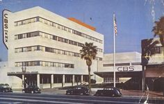 https://flic.kr/p/MGeGiv | CBS Station - Los Angeles, California | Thus beautiful structure of contemporary architecture is an important base of operations for the Columbia Broadcasting System in Hollywood. Thousands of visitors observe broadcasts in the especially acousticized auditoriums, and may tour the studios at specified intervals.  Mailed from San Diego, California to Mr. A. L. Norton of Cincinnati, Ohio on June 18, 1952:  This is where I saw one of Art Linkletter's shows being…