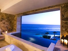 Similar to its sister resort, Capella Ixtapa, this beachfront property outfits each of its accommodations with an individual plunge pool. Many cascade into a disappearing edge, and all provide broad views of the Pacific.