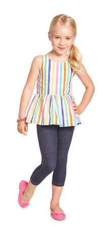 Adorable peplum top from FabKids! Love their stuff.