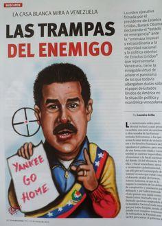 Gustavo López Chaves (GUST): Nicolás Maduro