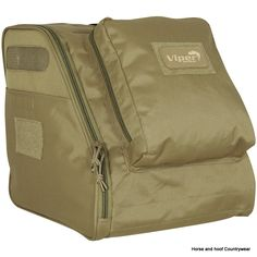 Viper Tactical Boot Bag - Coyote The Viper Tactical Boot Bag is suitable for most boots and is made using 600D Cordura