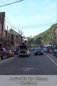 Arrival in Ko Chang - Thailand  #travelblogger #videoblog