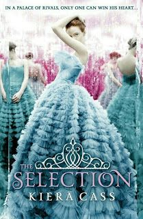The Selection by Kiera Cass | Book Review Book 1 of The Selection Series Epic girly story ★★★★★  http://coldteaandcrumbs.blogspot.co.uk/2013/06/the-selection-kiera-cass.html