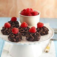 Chocolate-Raspberry Truffles Recipe