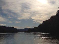 Wisemans Ferry Hawkesbury River by Alexandra Allan, Sydney NSW
