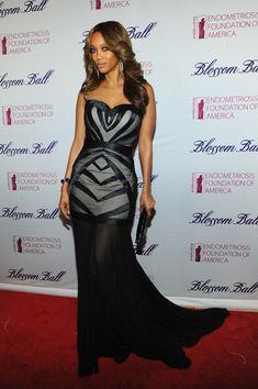 Las 10 famosas más guapas de más de 40. - #TyraBanks #guapas #guapa #sexy