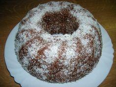 Kokosovo - šľahačková bábovka (fotorecept) - obrázok 6 Pudding, Desserts, Anna, Food, Diet, Kuchen, Tailgate Desserts, Deserts, Custard Pudding
