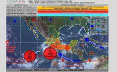 Onda Tropical Número 17 generará tormentas fuertes en Chihuahua | El Puntero