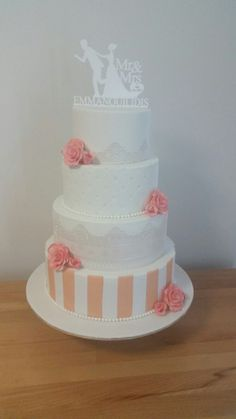 Congratulations Steph & Billy Congratulations, Cakes, Desserts, Food, Tailgate Desserts, Deserts, Cake Makers, Kuchen, Essen