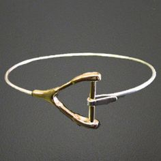Waterskiing Handle Bracelet. Someone buy this for me.