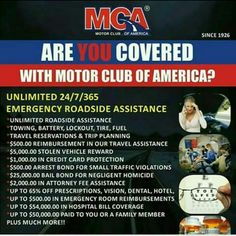 Mca Motor Club Of America Review Sign Up Terry Called