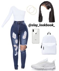 Cute back to school outfit idea New Ideas Dope Outfits Cute idea Ideas outfit school Swag Outfits For Girls, Boujee Outfits, Teenage Girl Outfits, Cute Casual Outfits, Teen Fashion Outfits, Dope Outfits, Simple Outfits, Polyvore Outfits, Stylish Outfits