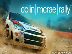 Colin McRae Rally  Android Game - playslack.com , Well-known rally races on off street tract with perfect graphics.