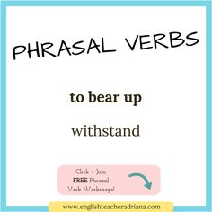 Phrase, Phrasal Verbs, verbs, verb phrases, langauge, collocations, English, English Teacher, Learn English, Learn English Online, Speak English, English Fluency, English Vocabulary, English Grammar, Confidence Speaking in English,