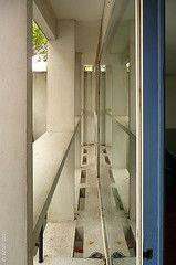 100420-49 LA PLATA - Casa Curuchet (arq. Le Corbusier) - Brise soleil | Flickr - Photo Sharing!