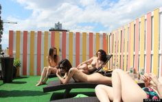 NYC Book Club Goes Topless 'To Make Reading Sexy'. Great idea :)