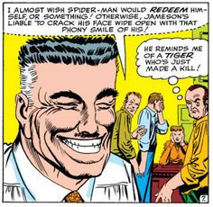 Panel Gallery: Steve Ditko's Amazing Spider-Faces Comic Book Artists, Comic Book Heroes, Comic Books, Spider Face, Steve Ditko, Comic Book Style, Spiderman Art, Classic Comics, Panel Art
