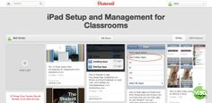 75 Great Resources for iPad Management and Tips. Save for when you get an iPad or to share with teachers than need support
