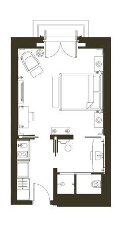 The Regent Porto Montenegro | Deluxe Mountain View Room 40 - 42 sqm / 430 - 452 sqft (excluding terrace)