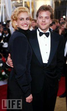 Julia Roberts & Kiefer Sutherland