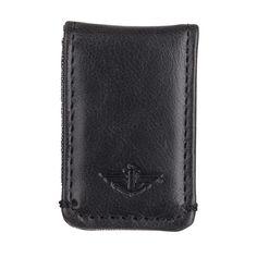 Men's Dockers® Magnetic Money Clip Wallet, Black