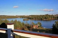 Chalet style property on the pond for sale in Portugal Cove, Newfoundland And Labrador, Canada.