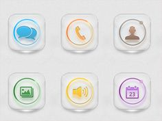 New Shot - at AM by Jeremy (china,shanghai) App Icon Design, Web Ui Design, Ui Design Inspiration, Graphic Design Trends, Flat Design, Website Icons, Interface Design, User Interface, Simple Icon