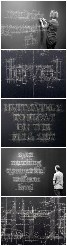 리즈 COLLINI 글꼴 디자인 예술, 그녀의 웹 사이트 : HTTP : //t.cn/aOrlKU