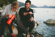 DATING MY HUSBAND: {GOOD} COFFEE ON THE BEACH  In marriage it's not an agreement to do life with the person they are on your wedding day, it's a decision to marry who they are then, who they are now and who they will be.