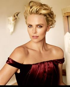 Vogue Daily — Charlize Theron