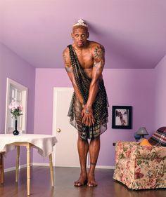 Denis Rodman, Estilo Hip Hop, Michael Jordan Basketball, Vogue, Comme Des Garcons, 90s Fashion, Male Fashion, Pretty People, Style Icons