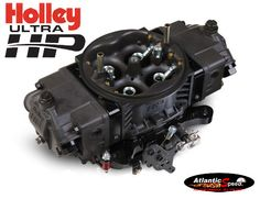 Holley HP 950 carburetor for maximum fuel injection!