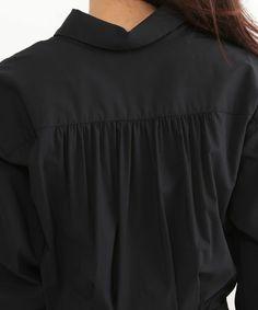 【3/7売 Marisol掲載】《予約》ストレッチシャツワンピース(シャツワンピース) ROPE'(ロペ)のファッション通販 - ZOZOTOWN