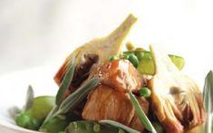 Μοσχάρι με λαχανικά στην κατσαρόλα