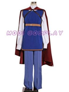 Snow White and The Seven Dwarfs Prince Cosplay Costume | eBay