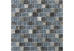 A stunning mix of glass, metal and stone , this fantastic mosaic collection is perfect for creating a feature wall or splashback in any bath Bath Tiles, Glass Mosaic Tiles, Splashback, New England, Chrome, Modern, Marble, Smooth, Range