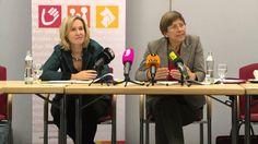 Jahresrückblick Soziallandesrätin Gertraud Jahn  Mehr unter >>> http://a24.me/1yD3R3t