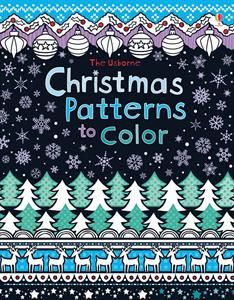 Christmas Patterns Coloring Book