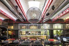 Gallery of EL MAMA & LA PAPA Bar Restaurant / El Equipo Creativo - 4