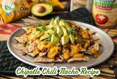 Chipotle Chili Nachos from Vegan Cuts