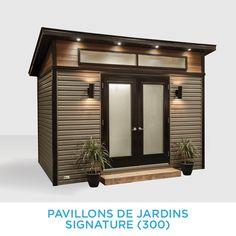 Cabanon Innova — PAVILLONS DE JARDIN SIGNATURE (300)