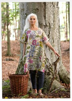 i am SO loving this look for you! So amazing! It has it all: your palette, your layering, your texture, your prints, your nature.