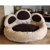Very robust and scratch-proof dog bed Dimensionally stable pet bed – no memory effect Covers can be removed and washed High Quality Materials – Amazingly Comfortable dog sofa Patent protected design . Cool Dog Beds, Cool Pets, Giant Dog Beds, I Love Dogs, Cute Dogs, Big Dogs, Dog Furniture, Dog Rooms, Pet Beds