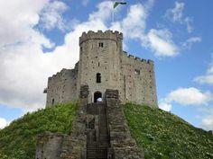 Galles - castello di Cardiff